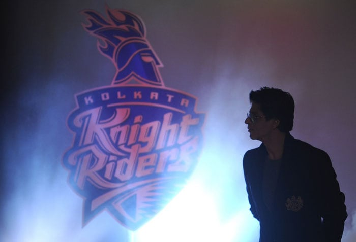 The Kolkata Knight riders got a makeover of sorts in Mumbai as their new logo was launched ahead of the IPL 5 season.