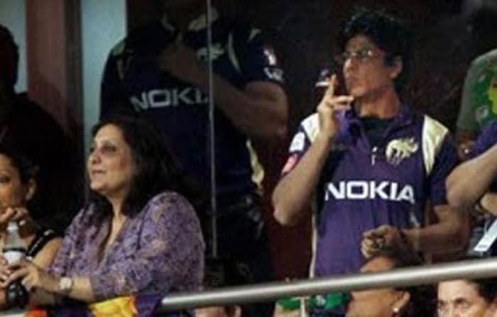 <b>Smoking in Jaipur: </b>Earlier this year, a complaint was filed against Shah Rukh in a Jaipur court for publicly smoking at the Sawai Man Singh Stadium during an Indian Premier League (IPL) match on April 8.