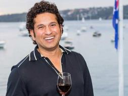 Photo : Sachin Tendulkar Takes Sydney by Storm