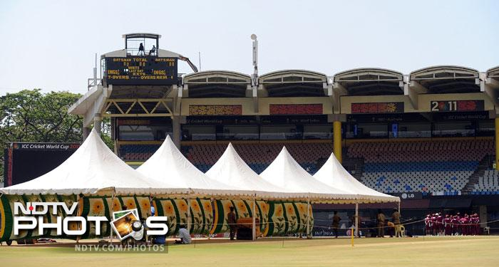 <b>The last match:</b> The MA Chidambaram Stadium in Chennai, commonly known as Chepauk, will host the final match of the series, a Twenty20. Although a lot of IPL matches have taken place here, this will be the first international T20.