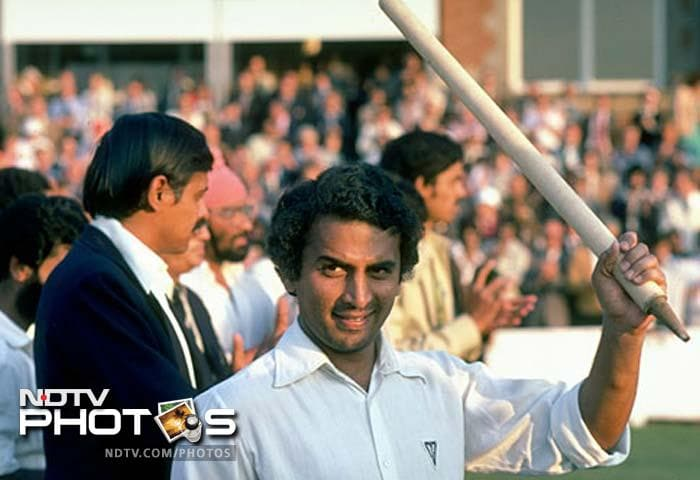 1970-71: Is selected for India's tour of the West Indies and makes his Test debut in the second Test in Port-of-Spain, Trinidad, after missing the 1st Test due to an infected fingernail. Scores 61 and 67 not out, hitting the winning runs which give India its first ever victory over the Windies.<br><br> Makes his maiden Test ton in the 3rd Test and follows it up with another in the fourth match before slamming a century in both innings of the fifth and final Test, which also includes his first double ton. He helps India register their first ever series victory over the West Indies, and the only one until 2006. He also becomes the first Indian to make four centuries in one Test series and also to aggregate more than 700 runs in a series. His total of 774 runs remains the most runs scored in a debut series by any batsman.