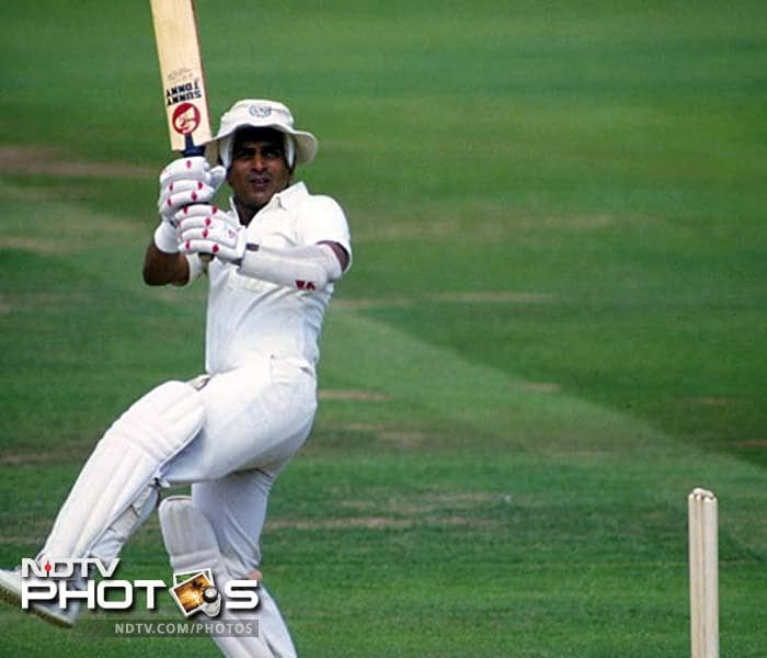 1978-79: India tour Pakistan for the first series between the arch rivals for 17 years. After narrowly missing out on hundreds in first Two tests, he scores 111 and 137 in the 3rd to become the first Indian to score two centuries in one Test on two occasions. He also passes Polly Umrigar (3,631) as India's leading Test runscorer.<br><br> Becomes the full-fledged captain for the first time with a home series against the West Indies. In the fifth Test at Delhi, he posts his fourth century for the series, scoring 120 to become the first Indian to cross 4,000 Test runs. He aggregates 732 runs at 91.50 for the series, securing India a 1–0 win in his first series as captain.