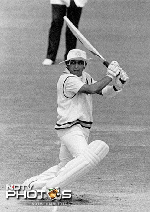 1966: Is named India's Best Schoolboy Cricketer of the Year after scoring 246*, 222 and 85 in his final year of secondary education.