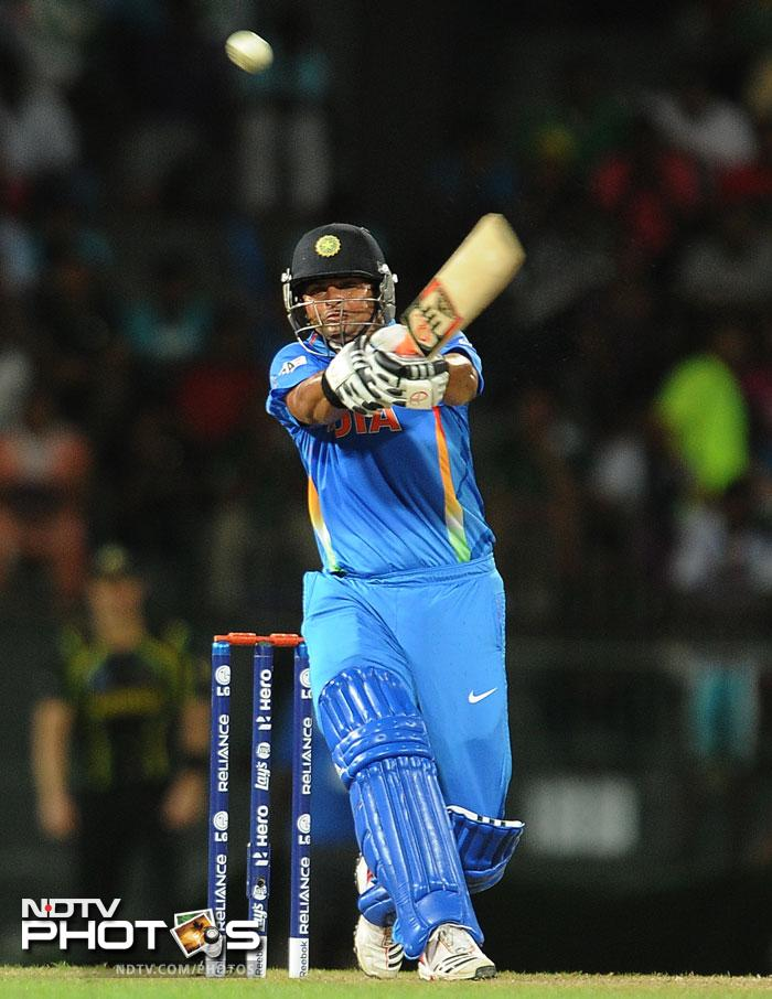 Suresh Raina scored a vital 26 towards the end to help India reach 140/7 in their 20 overs which at the time seemed a decent score.