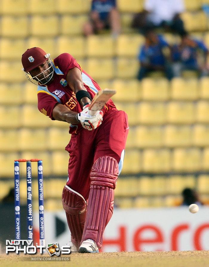 """It could have been a blessing in disguise for West Indies as Kieron Pollard had almost 10 overs to make an impression. He did try to hit out but as always could not display his """"league"""" form for the country. His 28 off 22 balls could just ensure a modest total and nothing else."""