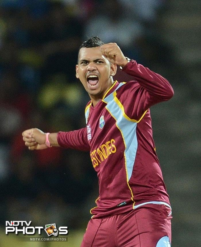 Sunil Narine had other ideas though and chose the day to display why he was the bowler of the tournament in the Indian Premier League. He took 3/20 in his four overs to give West Indies a sniff. His effort meant that the match went into a super over, the third time in T20 internationals that both the sides played one.