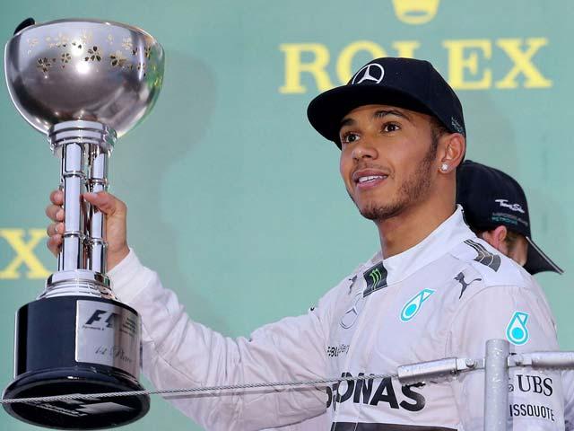 Lewis Hamilton Wins Crash-Marred Japanese GP, Unconscious Jules Bianchi in Hospital