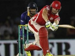 Photo : CLT20: David Miller Stars in Kings XI Punjab's Thrilling Win vs Barbados Tridents