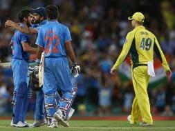 5th ODI: Manish Pandey's Ton Takes India to Win Over Australia
