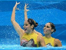 Synchronised Swimming: The beauty that a sport can be