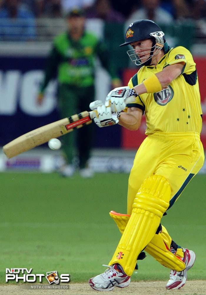 <b>George Bailey</b>: He wasn't anywhere to be seen during the last World T20 in the Caribbean, and now this middle-order batsman will take to the field as the Australia captain! Now that's some position to be in.