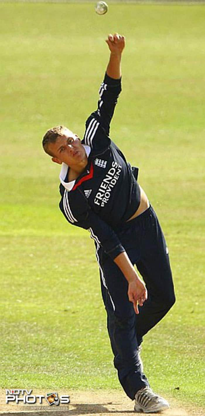 <b>Danny Briggs</b>: At 21 years, and with a solid T20 record back home to show for, the first timer will be a man on mission to prove his 'International' worth. A slow left spinner, he's likely to be someone who may bowl in tandem with Graeme Swann. Whether he has the heart to take in all those sixes that he'll be at the receiving end of, is a matter to be seen.