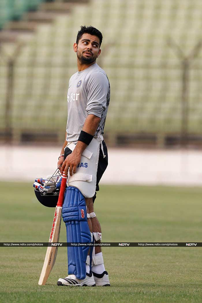 Kohli played the South Africans well in a recent tour and will once again fancy his chances.