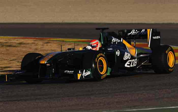 Having finished 10th to emerge as the best newcomer team last season, Lotus seem to be on the right track and their new car, Lotus T128, will take their aspirations forward. (Getty Images)