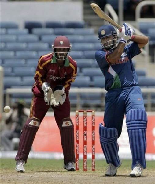 India then toured West Indies for an inconsequential 4-match ODI series and won it 2-1. With rain playing the spoilsport, the only bright part of the bilateral event was that it was India's fifth consecutive ODI series victory.
