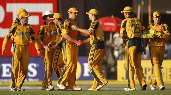 Australia toured India for a seven-ODI series with a depleted side. With most of their key players injured, the chances looked grim for them to beat India on the home turf. But Australia proved why they were a champion side as they defeated India 4-2. A submissive performance of India invited severe criticism.