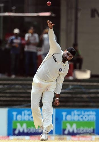 <b>Harbhajan Singh</b><br><br> <b>Rating: 2/10</b><br><br> The man who was expected to lead the Indian attack disappointed the most. After a wicket-less first Test, Harbhajan managed to pick 2 wickets in the second match which were of no great significance.<br><br> Sat out the last Test due to injury on a surface which might have helped him.