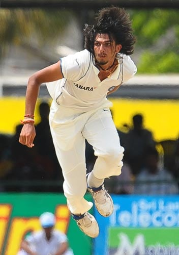 <b>Ishant Sharma</b><br><br> <b>Rating: 5/10</b><br><br> Ishant Sharma was toothless in the first Test but then his bursts in the next 2 Test showed that he is capable of a lot more on surfaces with some help for seamers.<br><br> Showed some grit with the bat too but needs to pick up more wickets up front.