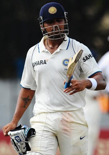 <b>Murali Vijay</b><br><br> <b>Rating: 5/10</b><br><br> Drafted into the team after Gambhir was ruled out, Vijay did a satisfactory job scoring a fifty in one of his three innings and also affected the crucial run out of Tillekaratne Dilshan in the third Test match.