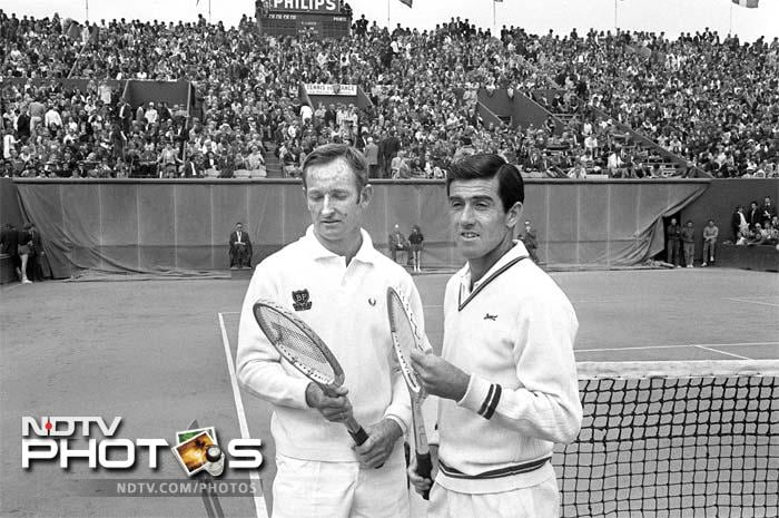 <b>Rod Laver vs Ken Rosewall:</b> While Laver had 200 career titles to his credit, Rosewall won 132 but their rivalry was a thing that defined tennis in the 1960s. Both were Australians but there was no ounce of patriotism when it came to fighting each other off on the court.