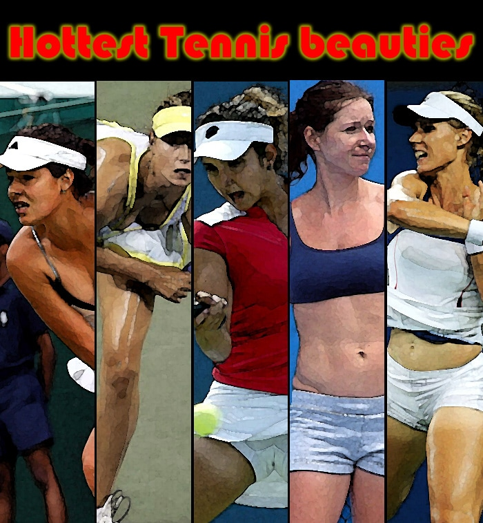 The Australian Open, first Tennis Grand Slam event of the year, may be over, but we are keeping things hot on Center Court. Here's a look at some Tennis beauties who have aced their way into millions of hearts.
