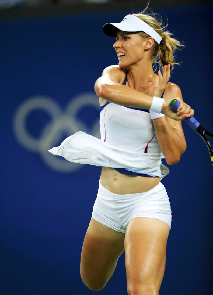 <b>Elena Dementieva</b>, Russia: Dementieva has won two Olympic medals in singles, including the gold medal at the 2008 Olympics in Beijing. She has also reached the finals of two Grand Slam events. Her career high ranking was World No. 3 which she achieved on April 6, 2009. She has now retired.