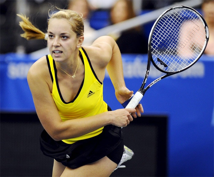 <b>Elena Vesnina</b>, Russia: Her career high rank was #22, achieved on October 12, 2009. She is coached by former ATP tour player Andrei Chesnokov. Currently ranked 46 as on May 2, 2011.