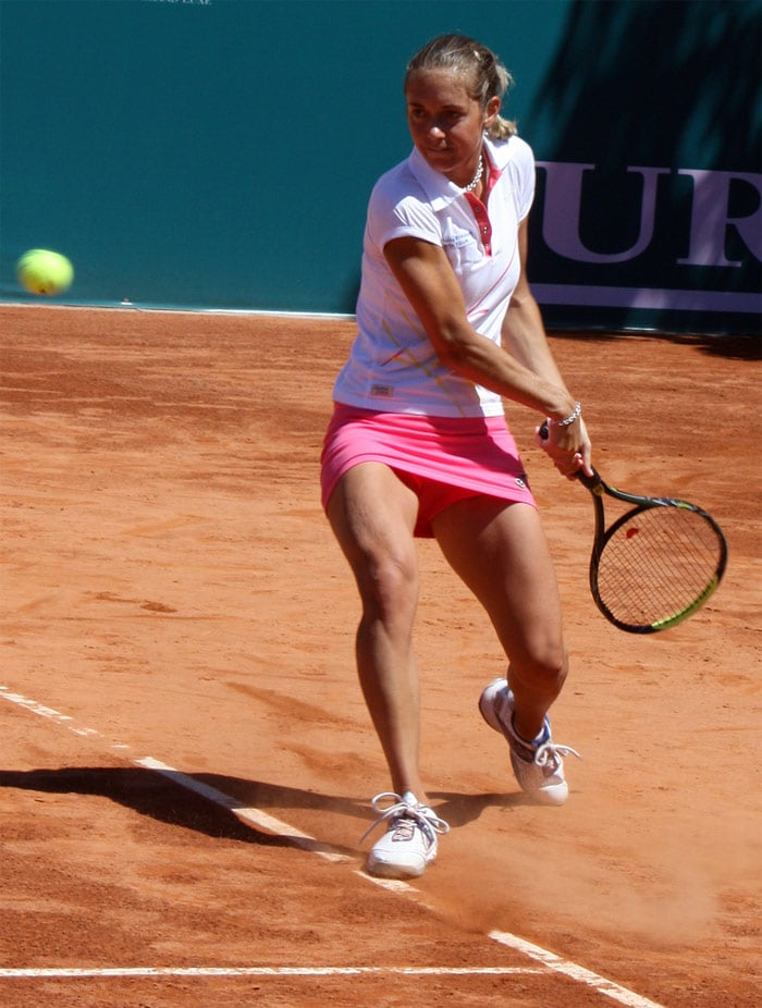 <b>Klara Zakopalova</b>, Czech Republic: In her career, Zakopalová has reached eight singles finals and won two, both in 2005: on grass in Rosmalen (Netherlands) and in September in Portorož (Slovenia) on hard court. Zakopalova's biggest win came at the 2009 Andalucia Tennis Experience in Marbella, Spain. She defeated World. No. 1 and ten time grand slam champion Serena Williams, 6-4, 3-6, 6-1. Her current WTA ranking is No. 90 (as of February 1, 2010).
