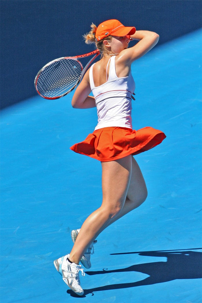 <b>Alize Cornet</b>, France: She is the current French number four (Behind Marion Bartoli, Virginie Razzano and Aravane Rezai). She has a career-high ranking of #11, achieved on 16 February 2009; as of 31st January 2010, she is ranked World No. 51. Cornet also has an extensive juniors record, winning the 2007 Girl's Singles at Roland Garros. She has won 1 WTA title.