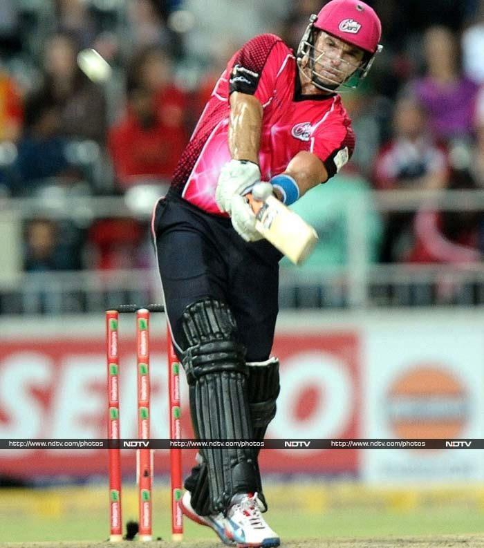 This southpaw topped the batting charts with 226 runs at an average of 56.50 with a highest score of 82 not out for Highveld Lions.