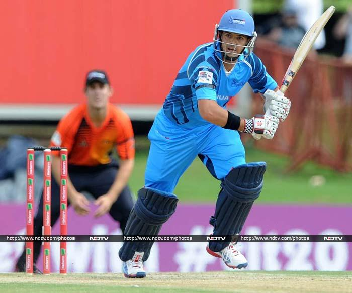 Jacques Rudolph (Titans) hit 172 runs at an average of 57.33 with a highest of 83 not out.