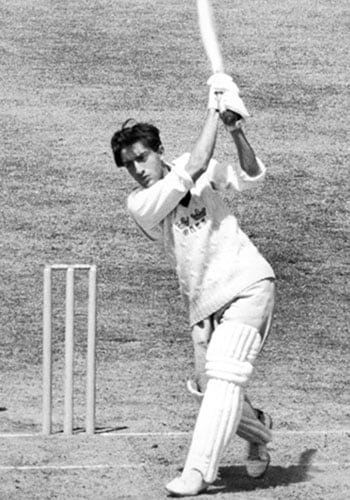 """In 1961, at an age of 20, a car accident at Hove permanently damaged vision in his right eye. """"It took me a long time to realize I had virtually lost the use of one eye, but even then, never for an instant did I consider I might not be able to play cricket again,"""" Pataudi had said. However, it was said to an end of his career. But three of four weeks after his operation, Pataudi was soon at the nets learning to play cricket with one eye.<br><br>""""My batting needed sorting out. For long hours George Cod, the Sussex coach, bowled to me in the net while I worked out what I could still do and what I could not. At first I couldn't pick the length of the bowling at all. Then I reached a sort of compromise, but I suppose it took five years before I could claim to be completely on terms with my handicap,"""" Pataudi had said in his autobiography Tiger's tale."""