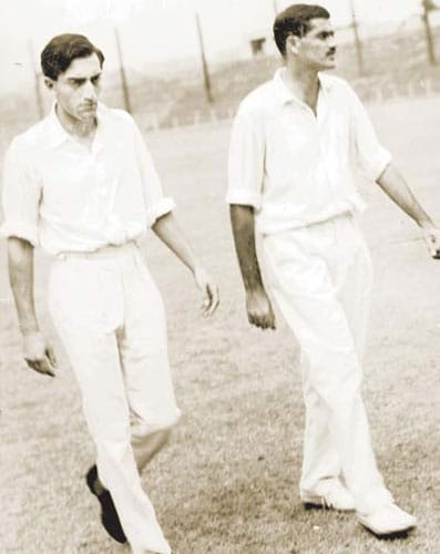 Less than a year after his accident, Tiger was named India's captain after Nari Contractor was out of a game due to a head injury he sustained in the West Indies. He held the record of being the youngest captain till Zimbabwe's Tatenda Taibu took it from him in 2004. But he remained India's youngest captain. (Image courtesy: Mid-Day.com)