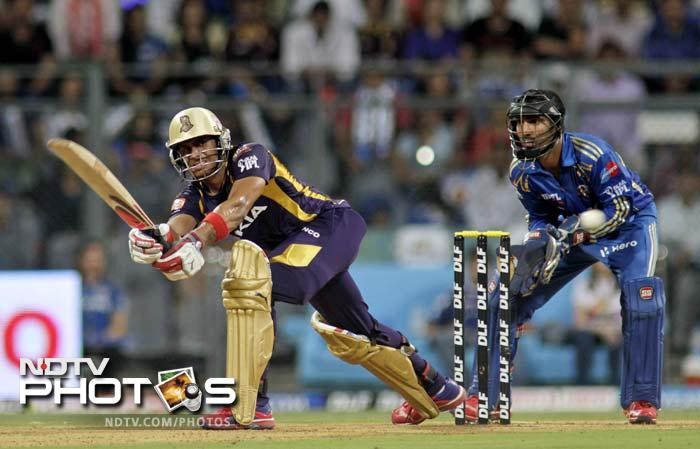 On the cricket pitch, Tiwary has played 8 ODIs and 3 T20Is for India. <br><br>In the IPL, he plays for Kolkata Knight Riders.