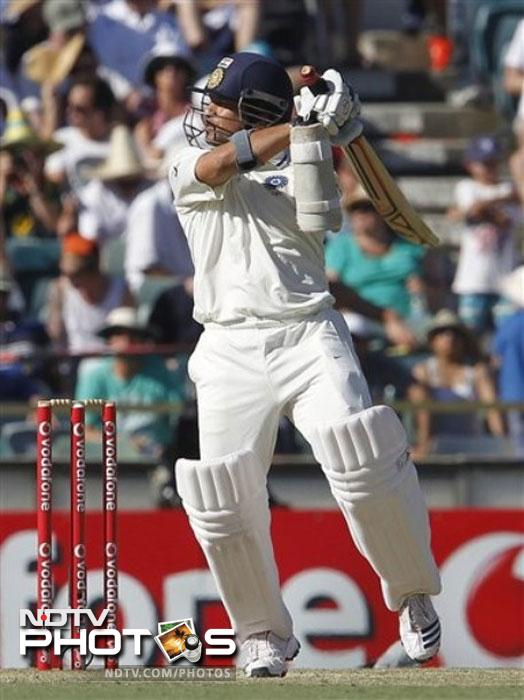 <b>Sachin Tendulkar should focus on playing a big knock:</b> Whether one accepts it not and whether he wants it or not, the much-hyped milestone is playing on Sachin Tendulkar's mind. Of all the Indian batsmen, he has looked the most settled, assured and confident. But still a big knock has not come from him. So far he has scored 249 runs in 6 innings at an average of 41.50. But neared his 100 twice but failed to get past it. His cautiousness was well evident. So he should stop thinking about it as it is bound happen anytime, and play a knock that could shun all his critics who think he cannot win India matches.