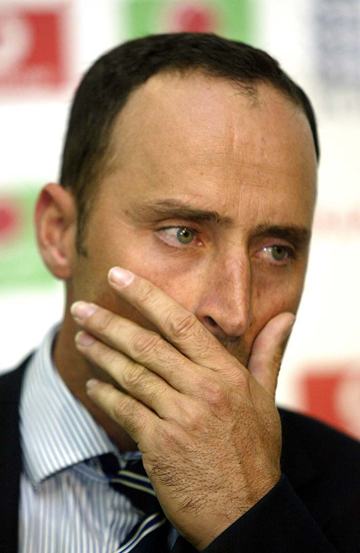 """Former England captain Nasser Hussain had to eat his words while commentating during an India vs England T20 International in August 2011. Watching Parthiv Patel misjudge Kevin Pietersen's catch off a Munaf Patel ball, Hussain said """"I would say the difference between the two side is the fielding. England are all-round a good fielding side. I do believe that India have few...3 or 4 very good fielders and one or two donkeys in the field still."""" India did not take kindly to having their players called donkeys and public outrage added to condemnation from the cricketing fraternity and the BCCI. Players from other countries, notably Pakistan, added their voices to the din, calling for Hussain's removal from the commentary panel."""