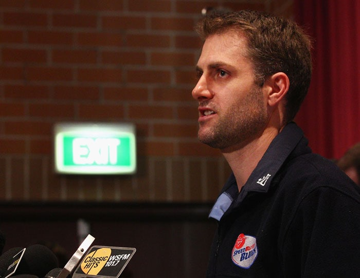 In June 2011 batsman Simon Katich was axed from Australia's list of contracted players on the grounds that, at 35 plus, he was too old. Katich decided against suing Cricket Australia but went on to accuse captain Michael Clarke of having him dropped from the team. The reason - an infamous dressing room brawl in 2009 in which Katich grabbed Clarke by the throat. Public opinion and former players were divided over Katich's sacking, but the authorities were unanimous in their condemnation of Katich's outburst. He now faces sanctions from Cricket Australia.