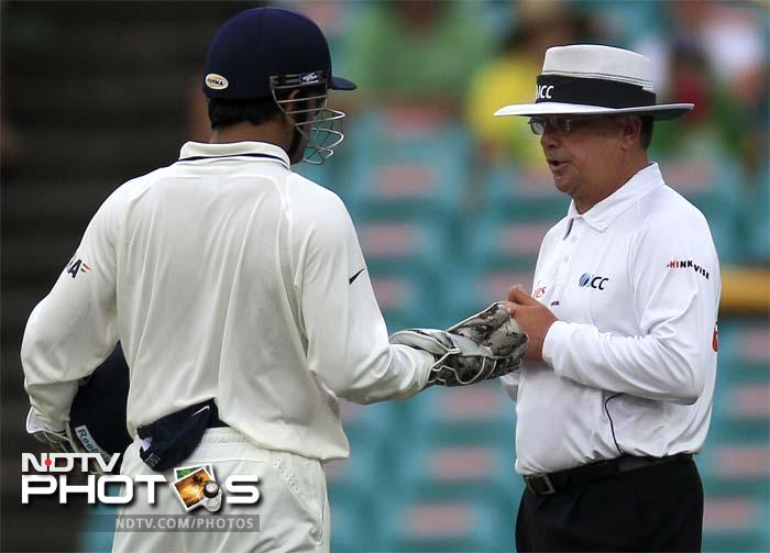<b>Dhoni baffles:</b> Clarke's counterpart MS Dhoni has gone from being Captain Cool to Captain Clueless. His leadership skills are being questioned as are his field placements. His captaincy has lacked spark and he has failed to bring out the best in his men.