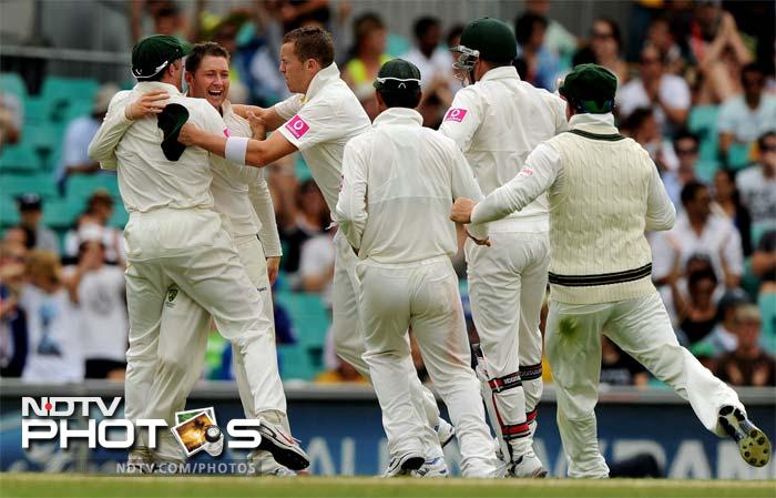 <b>Captain Clarke conquers:</b> If his 329 won him applause, his declaration at the stage when he had a chance to break Brian Lara's world record score of 400 won the Australia skipper even more appreciation. Putting the team ahead of personal glory got him bonus points. His captaincy has been bang on in the series. Be it the bowling changes, the field placements or keeping the faith with senior players, Clarke has hardly put a foot wrong in the series so far.