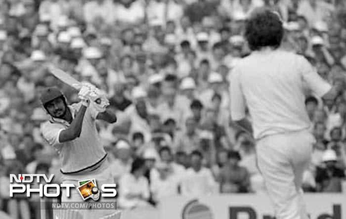 There was a cricketer called Sandeep Patil. Before fans can scream they know, it is more to emphasize on his feat at Adelaide in 1981. Patil was hit by a bouncer from Pacoe in the previous Test and he had to retire though he had scored a confident 65 off 70. He returned to smash 174 off 220 to avenge for his physical hurt as opposition skipper Kim Hughes' 8 bowlers were left searching for cover. The match though, ended in a draw.