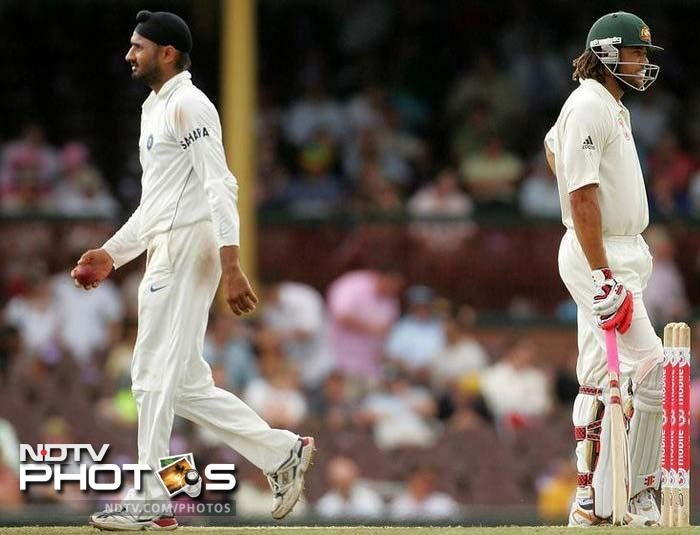 Australia scored 463; India scored 532; Australia replied with 401; India crashed to 210. This Sydney Test in 2008 though had nothing to do with numbers. It finds itself here because of Harbhajan-Symonds spat. Someone called someone a monkey and we had a controversy of mammoth proportions. Details are only too well known and all those who saw/read about it can vouch for the intensity of the brewing rivalry.