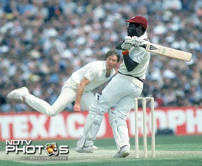 <b>Vivian Richards: </b>189* off 170 balls against England on 31 May 1984 at Manchester. Fours: 21, Sixes: 5, Strike Rate: 111.17