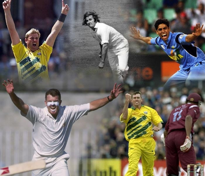 Bowlers have left an indelible mark on the World Cup stage over the years and many such performances have ensured that the equilibrium between the bat and the ball is always maintained.<br><br> CricketNDTV.com takes a look at the Top 10 performances with the ball which have yielded great results for the team and which could not have come at a better time.
