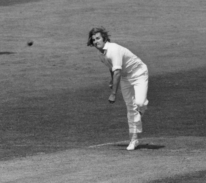 <b>Gary Gilmour Australia vs England 1975 World Cup</b><br><br> Swinging the ball both ways with perfectly directed yorkers at his disposal, Gary Gilmour was all but comfortable for the English batsmen as he single-handedly guided Australia into the finals of the inaugural World Cup by finishing with figures of 6/14.