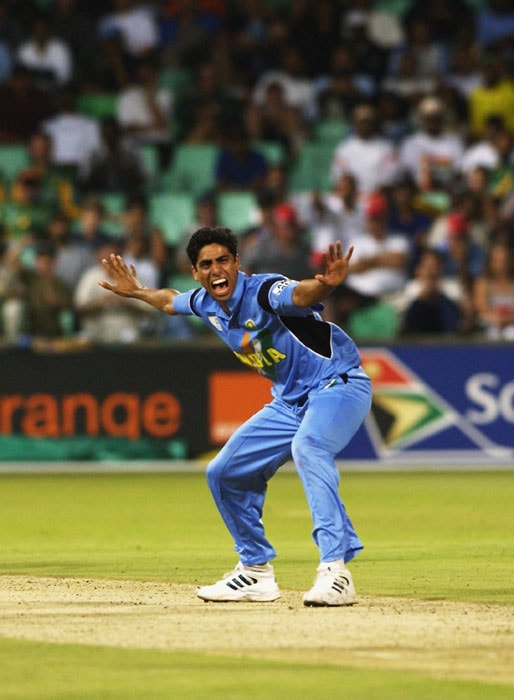 <b>Ashish Nehra 6/23 India vs England</b><br><br> The spell which led to his discovery. India had scored a respectable total and the bowlers had started tightly. The lanky pacer, who bowled as first change got the ball to swing away from the right handers at great pace inducing the edge on way. Nehra demolished England and announced himself at the world stage.