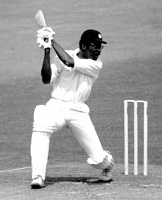 <b>9. Clive Lloyd (West Indies) 102 vs Australia 1975 World Cup Final</b><br><br> The first ever World Cup saw an exciting finish with Windies skipper Clive Lloyd playing a gem of a knock in the final against the Gary Gilmour led Australian attack.<br><br> The towering left-hander hit 12 boundaries and 2 sixes in his 85-ball knock as he took the fate of the Australians by taking his team to a mammoth total.