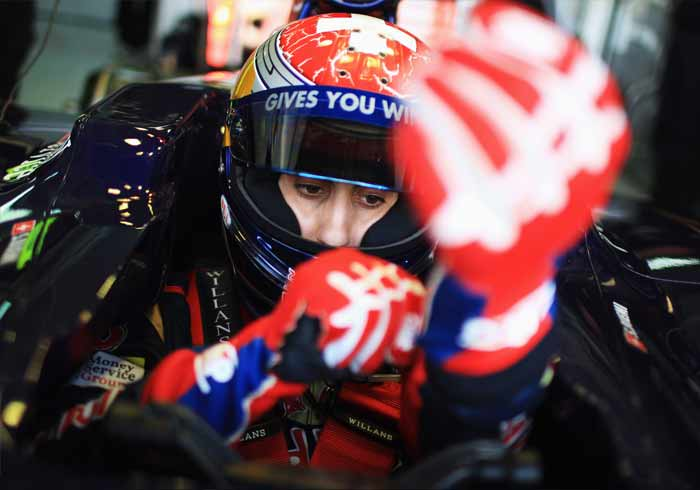 Toro Rosso are quite happy with their pre-season testing and are confident of improving on their last season result. (Getty Images)