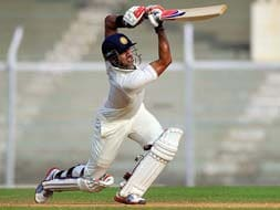 Photo : India A in command against England