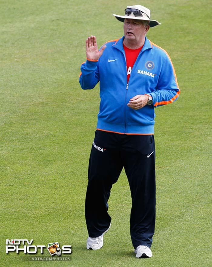 Having coached the England side, Fletcher is no stranger to the Lord's and the conditions in England in general.