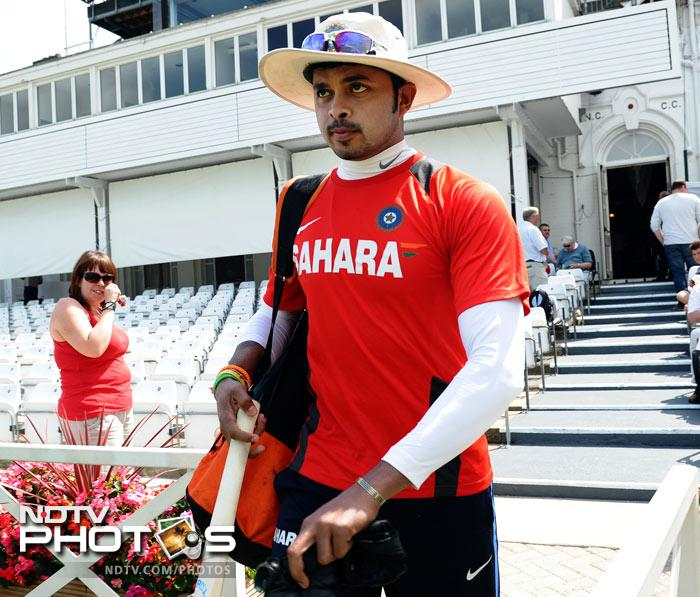 Sreesanth is expected to be the likely replacement for Zaheer, a positive yet tricky call to take. (AFP Photo)